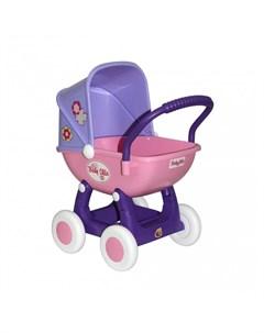 Коляска для куклы Arina 4 х колёсная Coloma