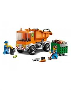 Конструктор City 60220 Great Vehicles Мусоровоз Lego