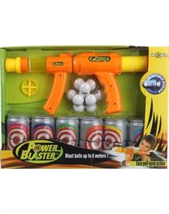 Игрушечное оружие Power Blaster Toy target