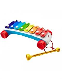 Музыкальный инструмент Mattel Ксилофон Fisher price