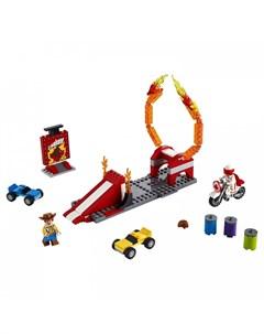 Конструктор Toy Story 10767 Лего История игрушек 4 Трюковое шоу Дюка Бубумса Lego