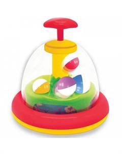 Развивающая игрушка Юла c шариками Kiddieland