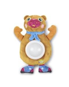 Мягкая игрушка ночник Медвежонок Oops