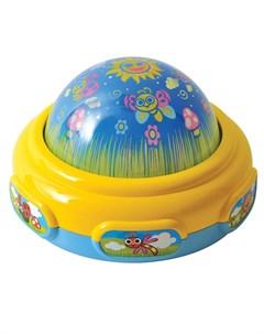 Ночник проектор Волшебный свет Playgo