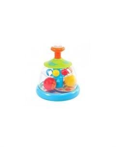 Развивающая игрушка Юла с шарами Playgo