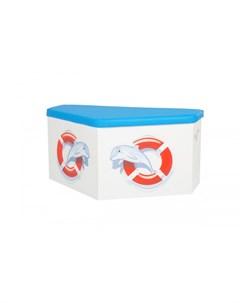 Ящик для игрушек Ocean Abc-king