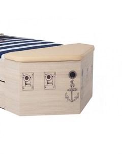 Ящик для игрушек Pirat Abc-king