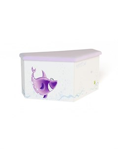 Ящик для игрушек Pirates Abc-king