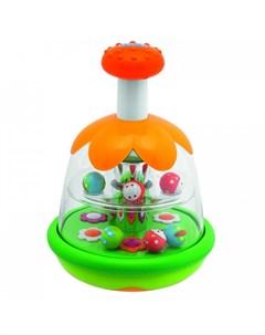 Развивающая игрушка Юла Радуга Chicco
