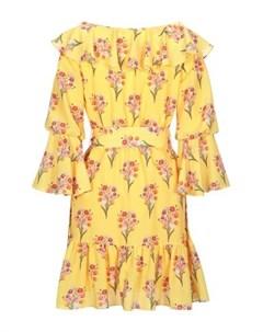 Короткое платье Borgo de nor