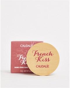 Тонированный бальзам для губ French Kiss Seduction 7 5 г Бесцветный Caudalie