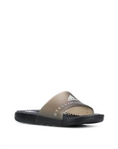 Шлепанцы Adissage Adidas by stella mccartney