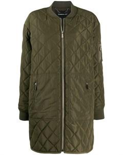стеганая куртка бомбер Barbara bui
