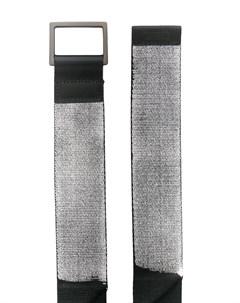 Ремень с двойной пряжкой 132 5. issey miyake
