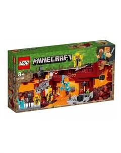 Конструктор Minecraft Мост ифрита Lego