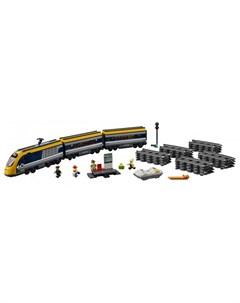Конструктор City 60197 Лего Город Пассажирский поезд Lego