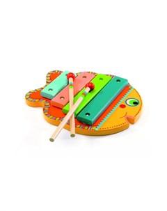 Музыкальный инструмент Ксилофон Djeco