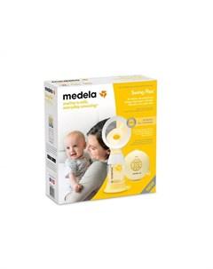 Молокоотсос электронный одинарный электрический Swing Flex Медела Свинг Флекс Medela
