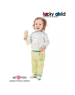 Кофточка Зоопарк 30 126 3 шт Lucky child
