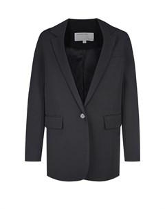 Черный пиджак oversize детский Designers remix