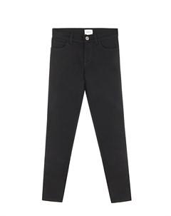 Черные skinny fit джинсы Gucci