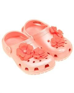 Сабо Classic Vivid Blooms Clog Crocs