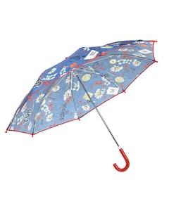 Складной зонт с принтом детский Monnalisa