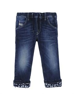 Брюки джинсовые детские Diesel