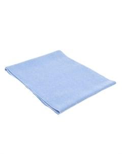 Голубой шарф из кашемира William sharp