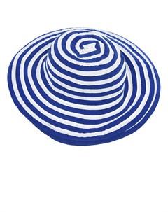 Шляпа в сине белую полоску Aletta