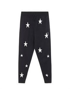 Кашемировые брюки с декором звезды Chinti & parker