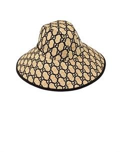 Соломенная шляпа Gucci