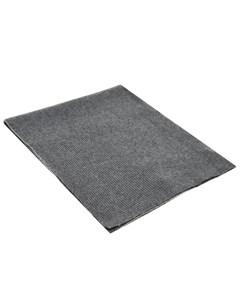 Серый шарф из кашемира William sharp