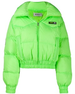 куртка с нашивкой логотипом Misbhv