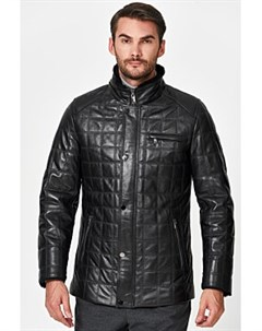 Кожаная куртка с подкладкой из овчины Malinardi