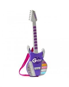Музыкальный инструмент Гитара электронная 89154 Veld co