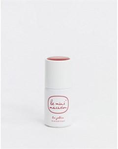 Лак для ногтей Les Jellies Gel Ruby Красный Le mini macaron
