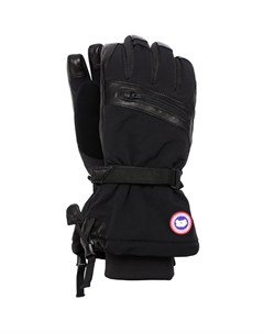 Утепленные перчатки с манжетами Canada goose