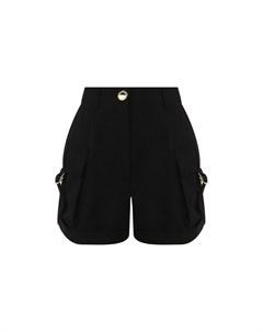 Шерстяные шорты Balmain