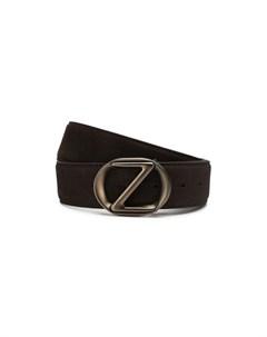 Замшевый ремень Z zegna