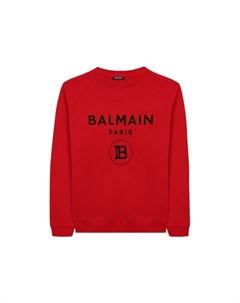 Хлопковый свитшот Balmain