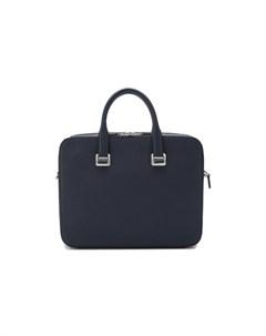 Кожаная сумка для ноутбука Dunhill