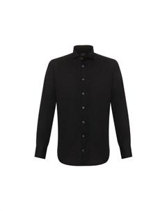 Хлопковая сорочка Van laack