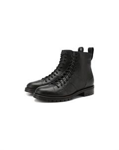 Кожаные ботинки Cruz Jimmy choo