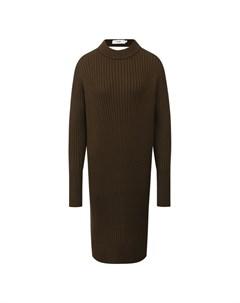 Шерстяное платье Hyke