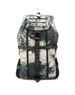 Текстильный рюкзак Stella mccartney