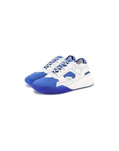 Комбинированные кроссовки Loop Stella mccartney