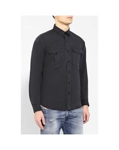Хлопковая рубашка Rrl