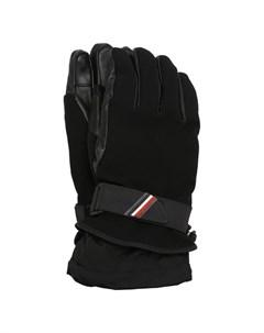 Утепленные перчатки Moncler grenoble