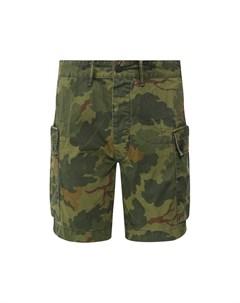 Хлопковые шорты Rrl